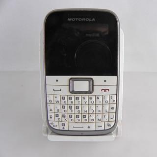 Motorola Ex108, 2 G, Simples, Rádio, Desbloq, Câmera - Usado