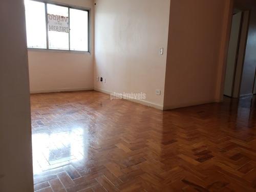Apartamento Para Venda No Bairro Campo Belo Em São Paulo - Cod: Pj50898 - Pj50898