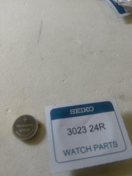 Capacitor Mt920 Para Seiko.