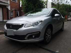 Peugeot 408 1.6 Feline Thp 163cv Linea Nueva Unica Mano Full