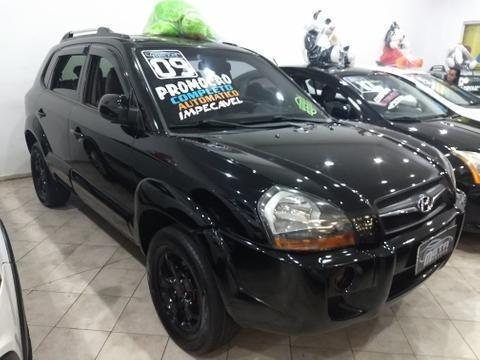 Hyundai Tucson 2.0 Gl 4x2 5p 2009