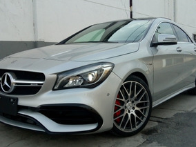 Mercedes Benz Clase Cla 2.0 45 Amg At 2019