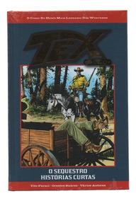 Hq Tex Gold #40 O Sequestro , Histórias Curtas