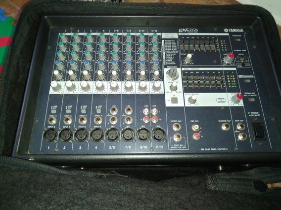 Mixer Yamaha Emx2012 Com Bag