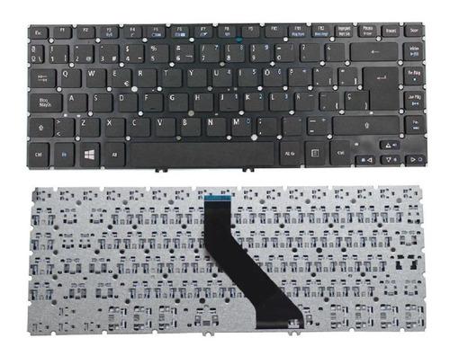 Imagen 1 de 2 de Teclado Acer Aspire V5-471 V5-431 V5-471p Español