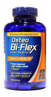 Osteo Bi-flex Triple Strength 200 Capsulas- (importado Usa)