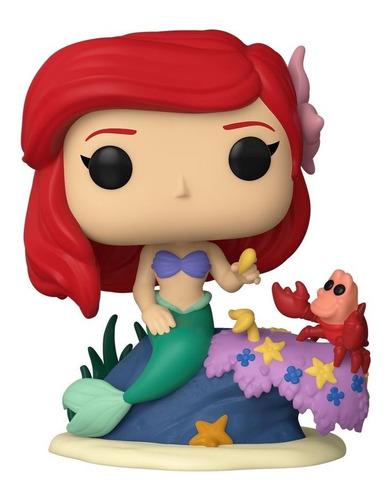 Imagem 1 de 3 de Boneco Funko Pop Disney Princesas Ultimate Ariel 1012