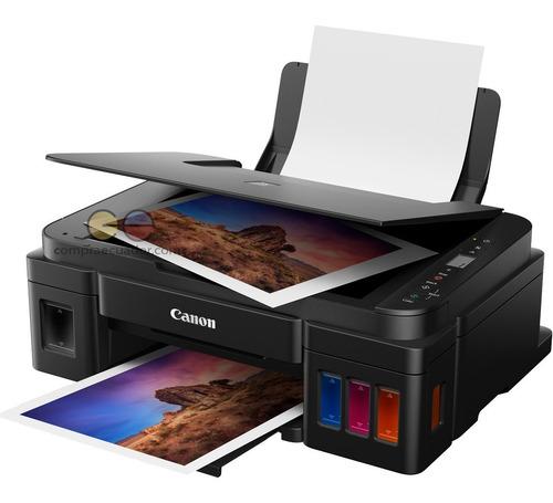 Imagen 1 de 10 de Canon Impresora Multifunción Escaner Copiadora Sistema Conti