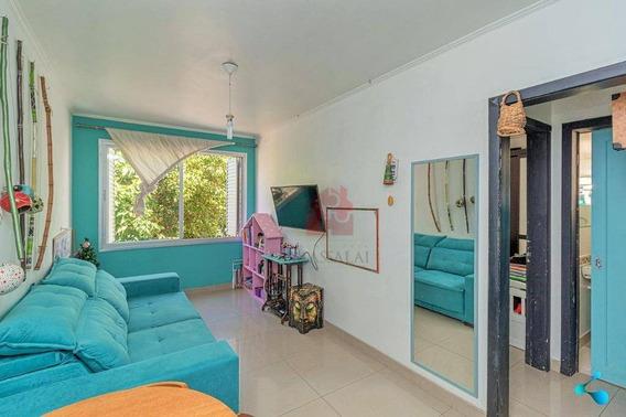 Apartamento De 1 Dormitório À Venda Por R$ 260.000 - Cidade Baixa - Porto Alegre/rs - Ap2376