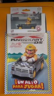 Coleccion El Comercio Wario Kart Nintendo