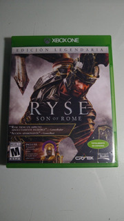 Ryse Son Of Rome Xbox One Lenny Star Games