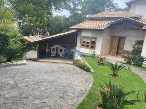 Sobrado Com 4 Dormitórios À Venda, 376 M² Por R$ 2.100.000 - Altos De São Fernando - Jandira/sp - So2049