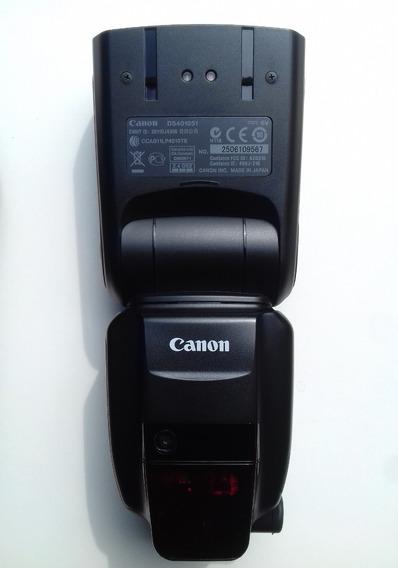 Flash Canon Speedlite 600 Ex-rt
