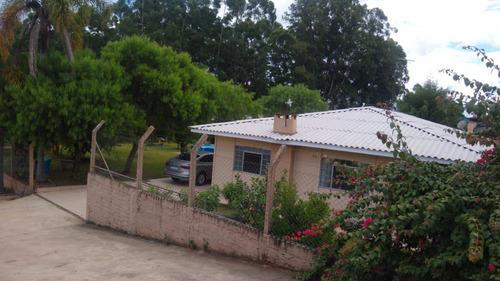 Chácara Com 4 Dormitórios À Venda, 1287 M² Por R$ 530.000,00 - Chapada - Ponta Grossa/pr - Ch0021