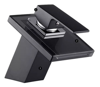 Monomando Llave Mezcladora Grifo Baño Lavabo R0-133