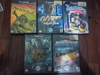 Juegos De Nintendo Gamecube Originales