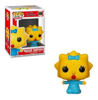 Figura Funko Pop Animation Simpson - Maggie 498
