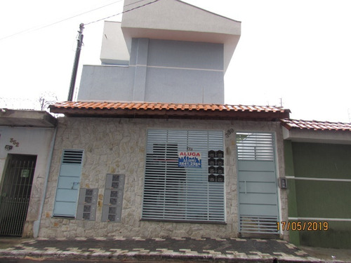 Casa Para Alugar Na Vila Buenos Aires - Ca00105 - 33998132