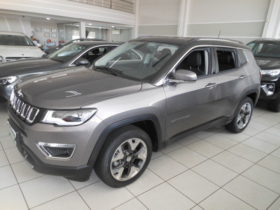 Jeep Compass Limited 2.0 16v Flex