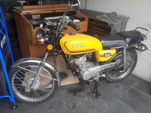 Honda Cg125  Cg 125