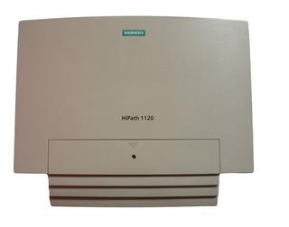 Conmutador Siemens Hipath 1120, 2 Líneas 8 Extensiones
