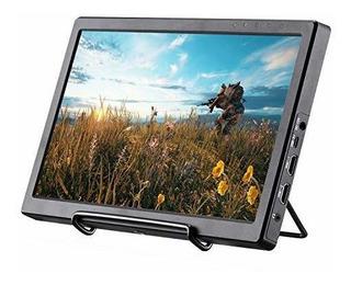Basense 11.6 Plg 1920x1080 Fhd Ips Monitor Portátil Para Jue
