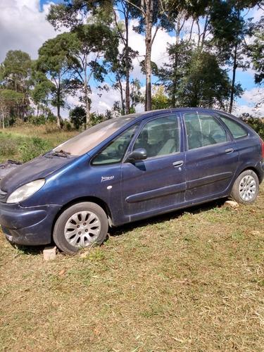 Citroën Xsara Picasso 2001 2.0 Glx 5p