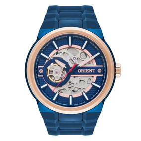 Relógio Orient Automático Masculino Nh7br001 D1dx Esqueleto