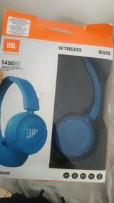 Jbl T450bt | Fones De Ouvido Supra-auriculares Sem Fio