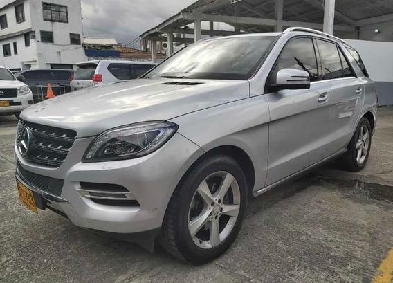 Mercedes-benz Clase Ml 250 Cdi Blindada Nivel 3