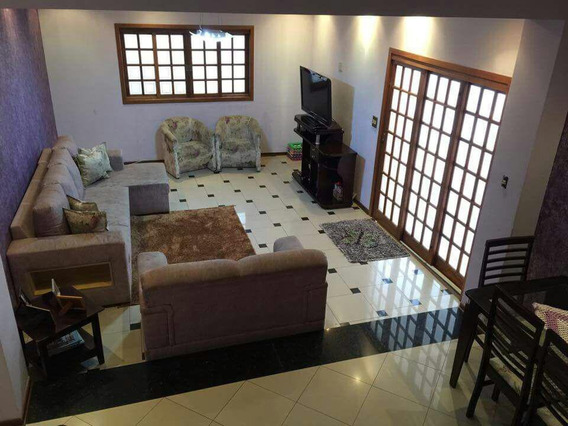 Casa Comercial Com 3 Quartos Para Alugar No Presidente Altino Em Osasco/sp - 4817