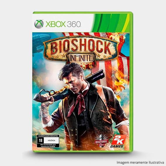 Bioshock Infinite - Original Para Xbox 360 Novo
