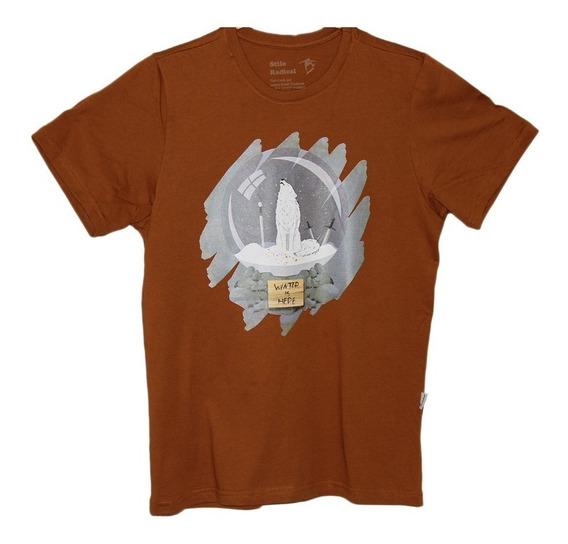 Camisa T-shirt Geek Rock (game Of Thrones)