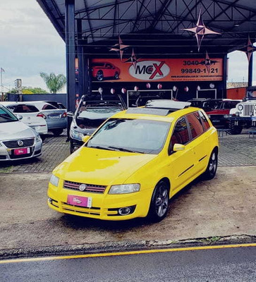 Fiat Stilo Dualogic Sporting 1.8 8v (flex) 4p