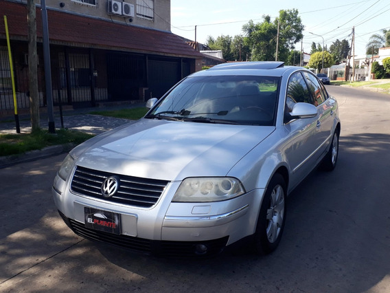 Vw Passat 2.8 V6 Highline Manual