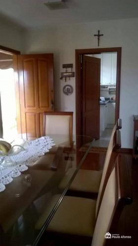 Casa Com 3 Dormitórios À Venda, 265 M² Por R$ 950.000,00 - Santa Ângela - Poços De Caldas/mg - Ca0082
