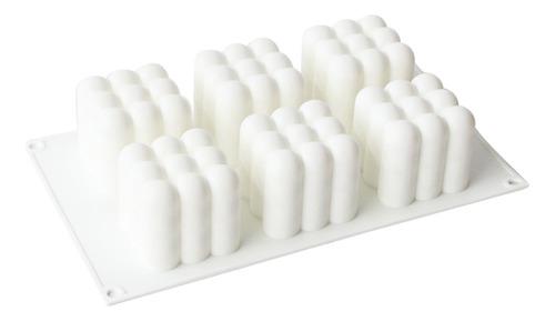 Imagen 1 de 8 de Molde De Silicona Para Tarta, Molde De Espuma Para Pasteles,
