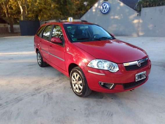 Fiat Palio Weekend Attractive 1.4 2013 Usado Intacto - Rc