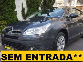 Citroën C4 2.0 Exclusive Sport Flex 5p Completo