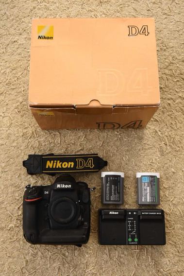 Nikon D4 (d5, D3, D750, D850, D810, D610)