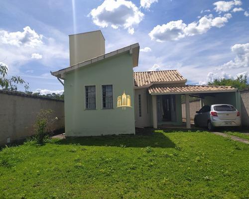 Imagem 1 de 30 de Casa No Bairro São José - Esmeraldas - Ca00299 - 69292202