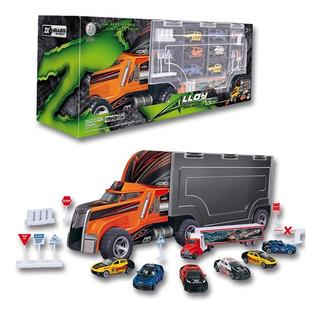 Caminhão Express Wheels Truck Laranja Multilaser Br789