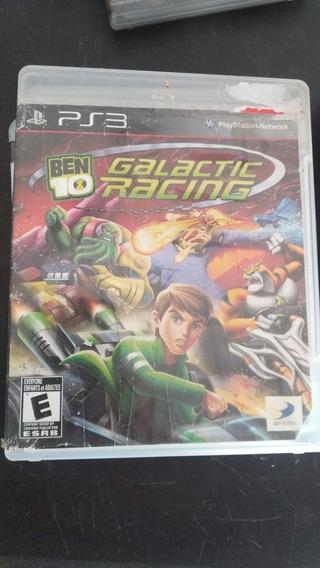 Ben 10 Galactic Racing Ps3 (frete 15 Reais)