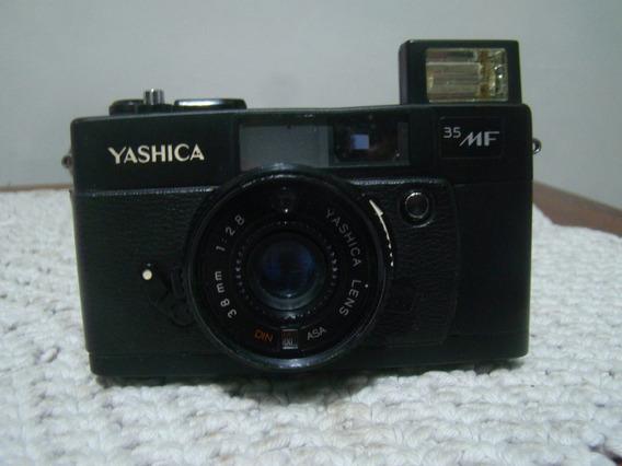 Câmera Fotográfica Yashica 35 Mf