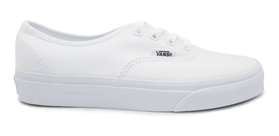 Tenis Vans Authentic Classic Vn000ee3w00 White Blanco Unisex