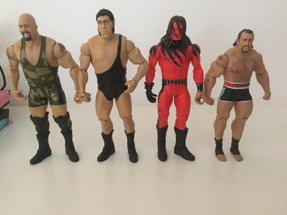 92 & 93 NEW 90 MATTEL WWE 6 ACTION FIGURE 84 91 SUMMER SLAM OR SERIES 78