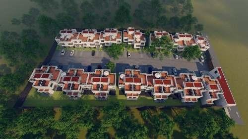 Casas En Preventa En Condominio Horizontal Cerrado En Tepepan Tlalpan