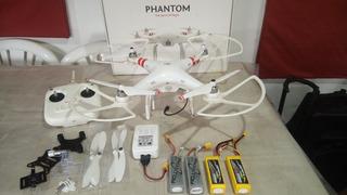 Dji Phantom 1.1.1 Con Naza2 Gps Transmisión Video Datos Vue