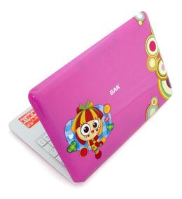 Notebook 7 Pol Tablet Infantil Gratis Mouse Sem Fio Present