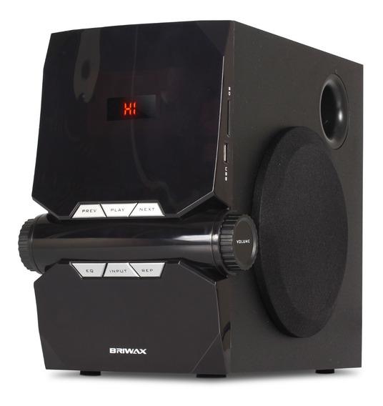 Home Theater Caixa Som Bluetooth 4.1 Tv Pc Note Usb Sd Fm
